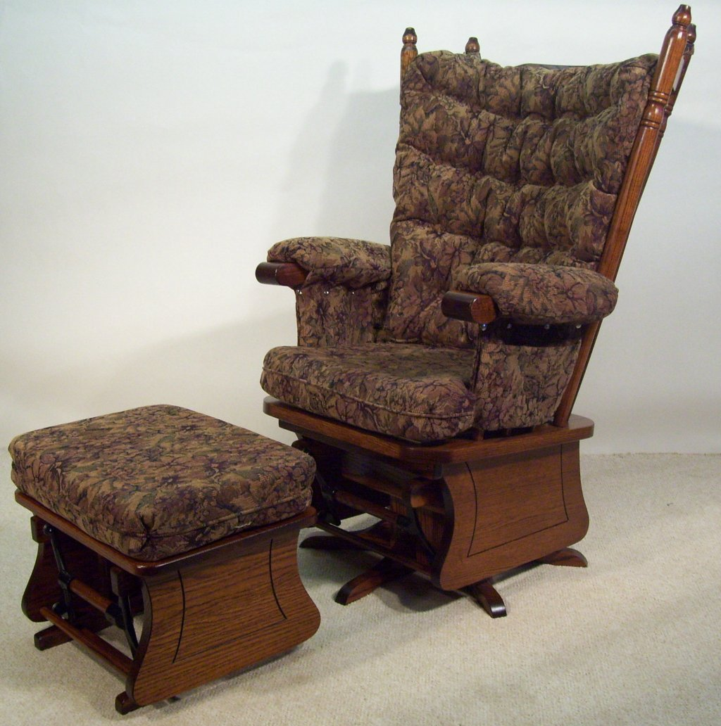 Dutch Boy Furniture - Rockers and Gliders